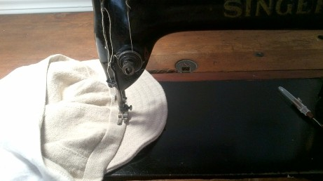 hat-sewing