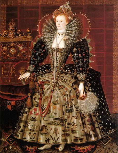 458px-Elizabeth_I_of_England_Hardwick_1592
